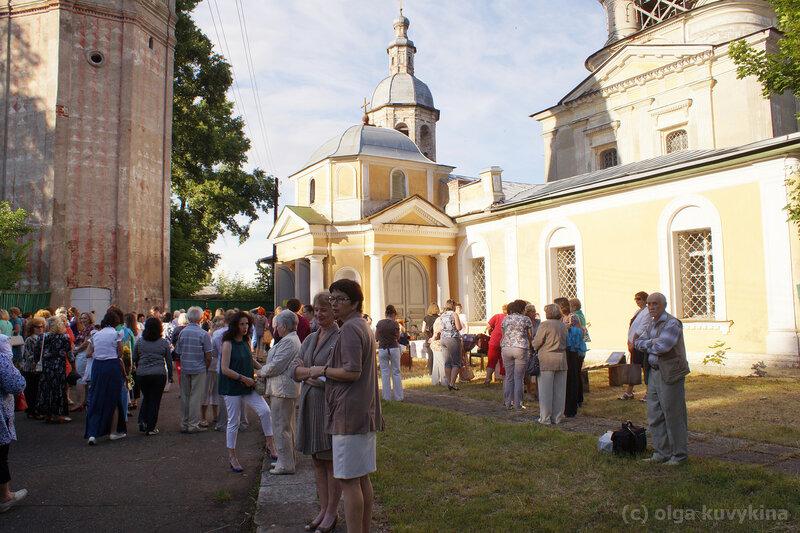 Концертный зал Воскресенской церкви