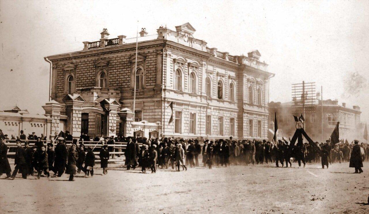 Благовещенск, февраль 1917 г.