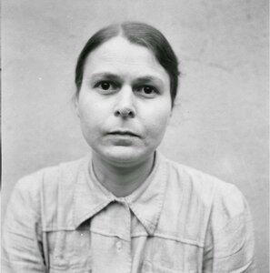 Гертруд Фист (Gertrud Fiest) (5 лет заключения)