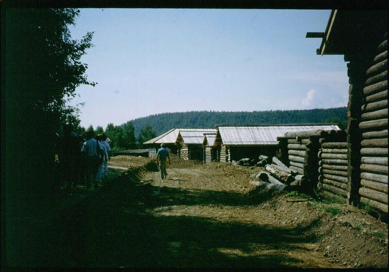 145. Музей деревянного зодчества под Иркутском