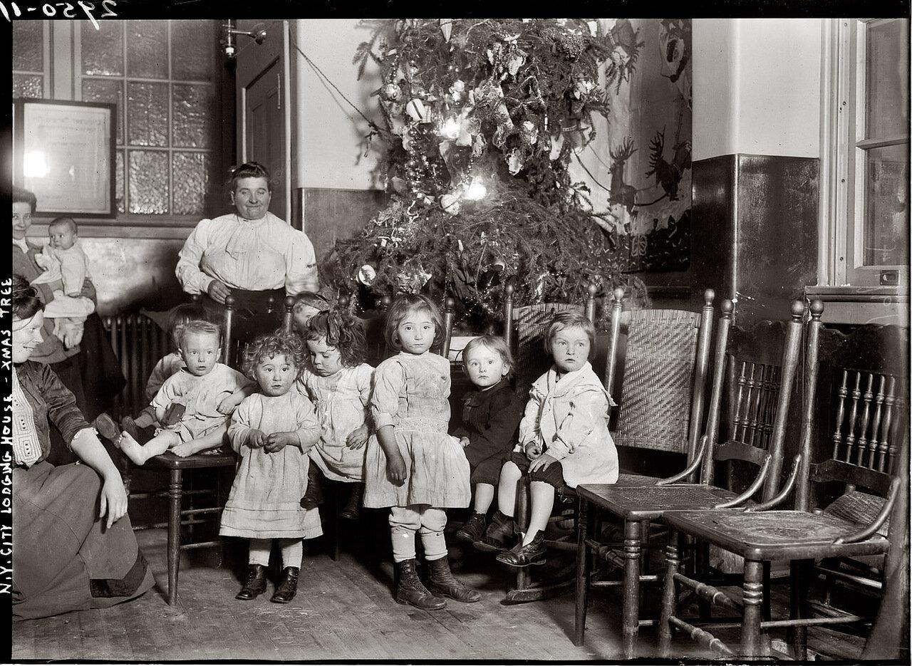 Нью-Йорк, 1914 г.