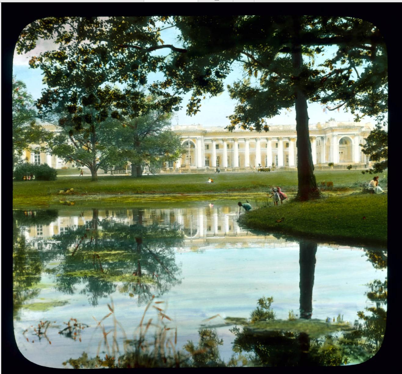 Пушкин (Царское Село). Александровский дворец