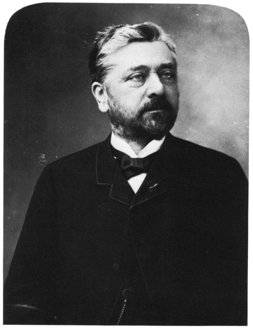Гюстав Эйфель,1888 г.