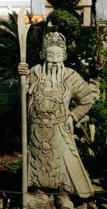 Анна Печенова, Тайланд, статуя