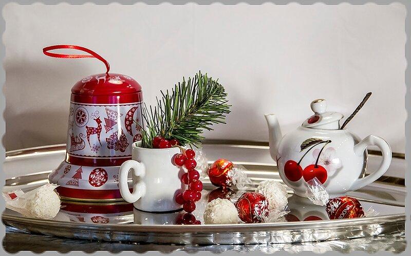 Чай с привкусом Нового года...