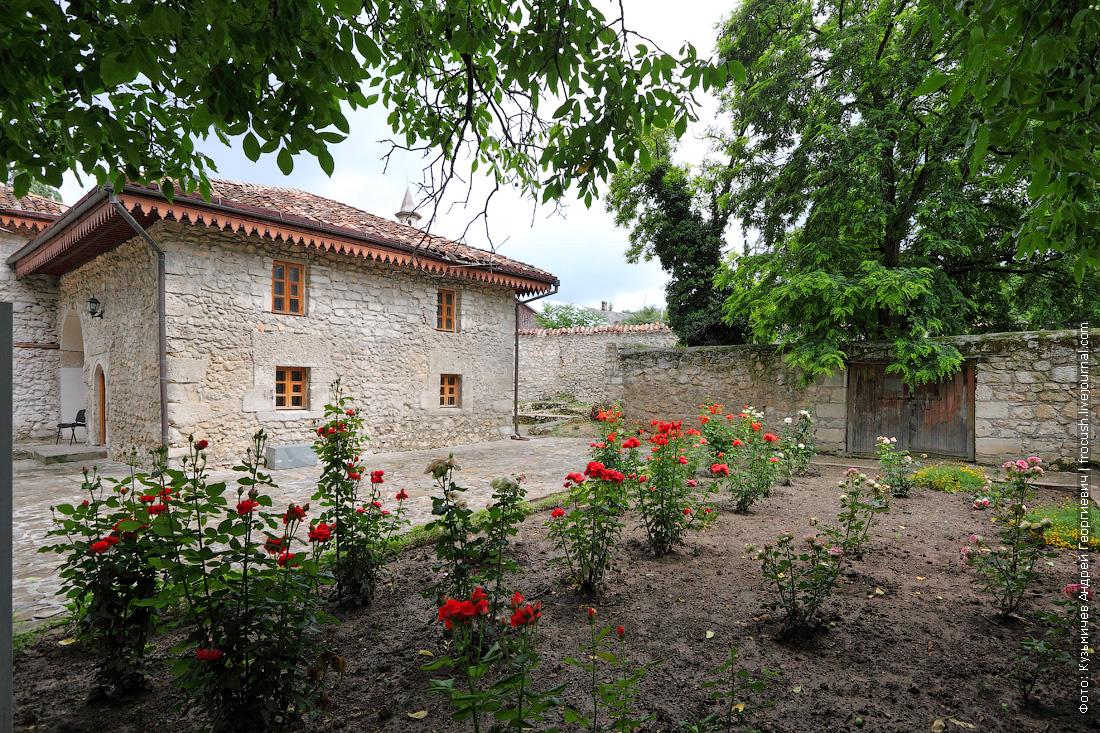 Бахчисарай Ханский дворец Баня Сары-Гюзель