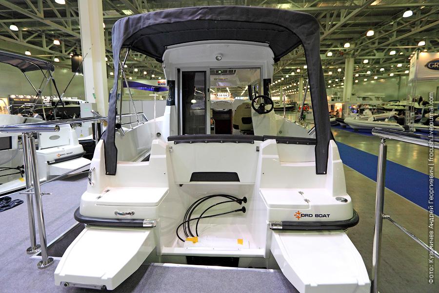 фото Международная выставка катеров и яхт
