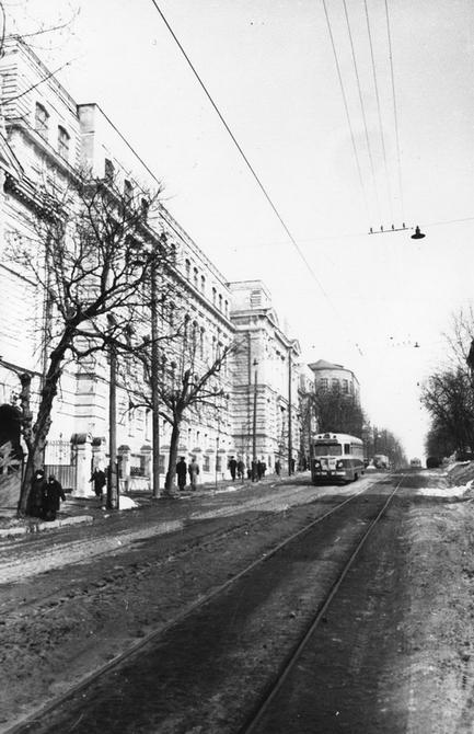 1956.03.27. Улица Воровского