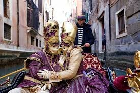 В Венеции стартовал карнавал «Жизнь в цвете»