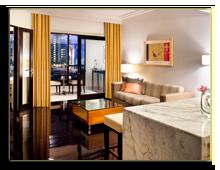 Малайзия. The Westin Kuala Lumpur. Executive One Bedroom Residence