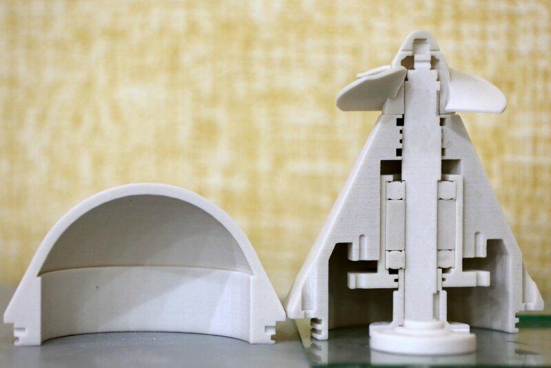 Детали микро-ГЭС