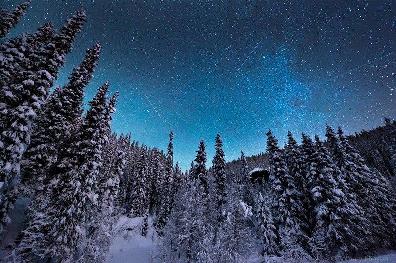Бриллианты неба. Астрофотограф Tommy Eliassen