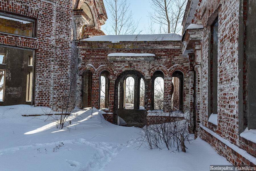 Старый Казанский водозабор.