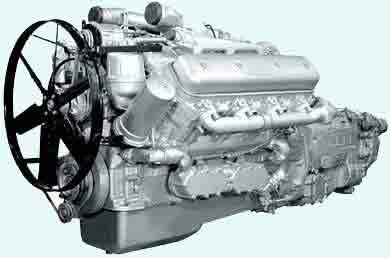 двигатель МАЗ