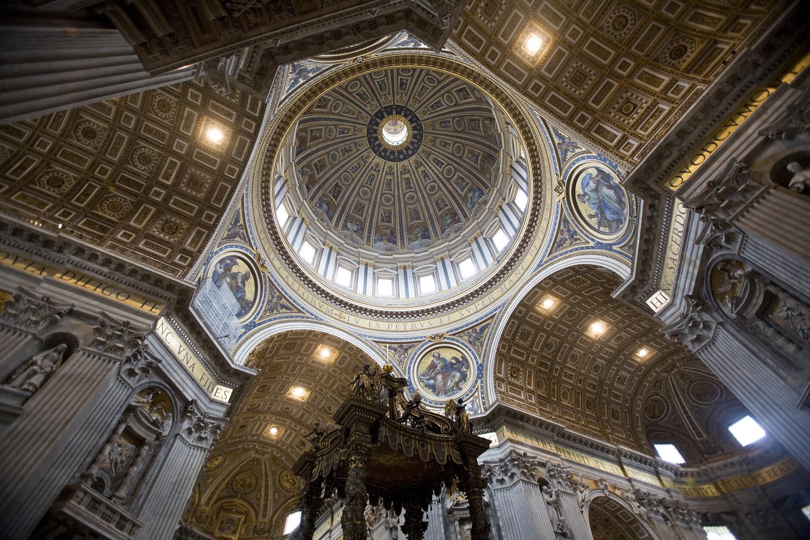 Basilica di San Pietro, Rome