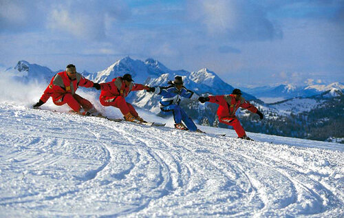 Горнолыжные курорты Австрии, одни из лучших в мире