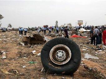 Медицинская бригада Нельсона Манделы разбилась на самолете