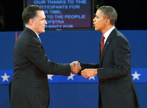 Последний раунд Обамы и Ромни
