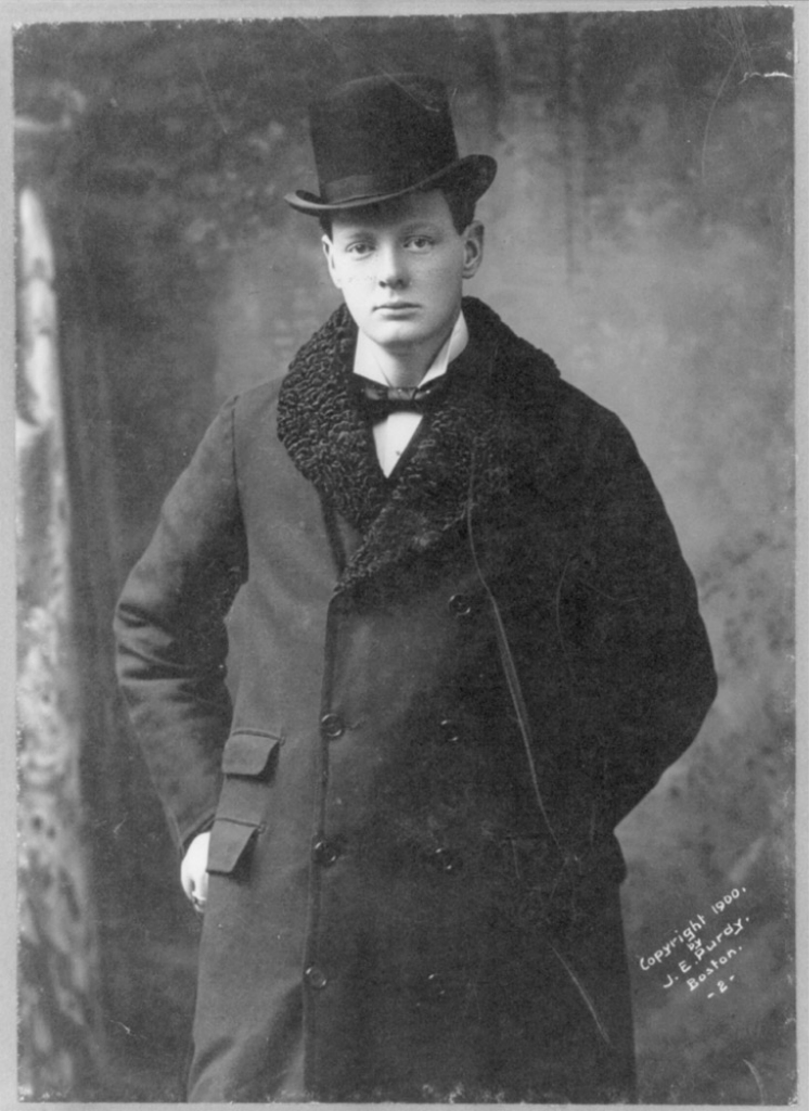 the biography of sir winston spencer churchill It is little known that prime minister winston churchill 2005 at john winston spencer churchill.