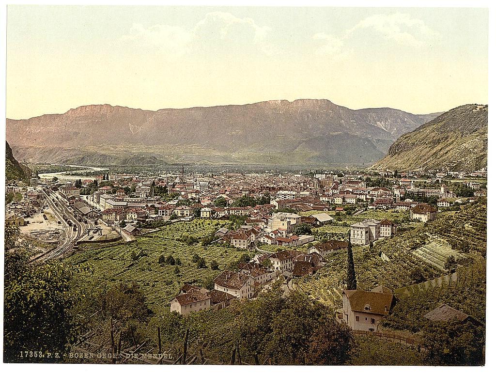 Австрия. Тироль 1890 - 1900 гг 0_80ae9_ad6efb7_orig