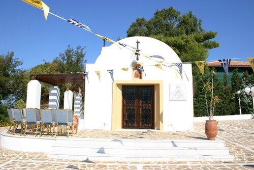 церковь Николая Чудотворца, Родос