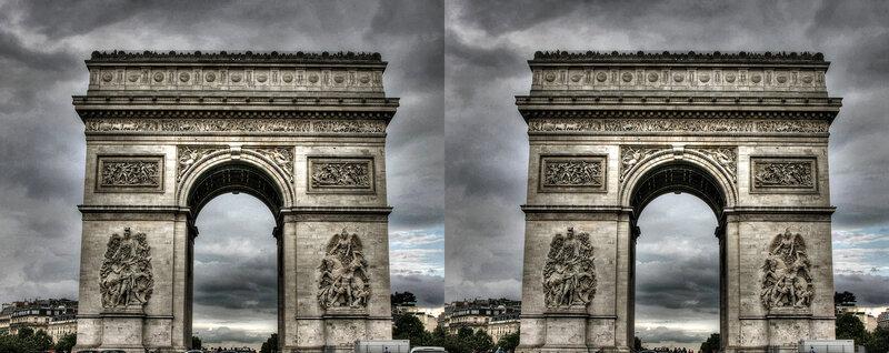 Париж Стереопара