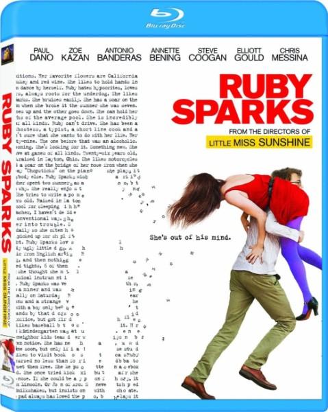 Руби Спаркс / Ruby Sparks (2012) BDRemux + BDRip 1080p + 720p + DVD9 + HDRip