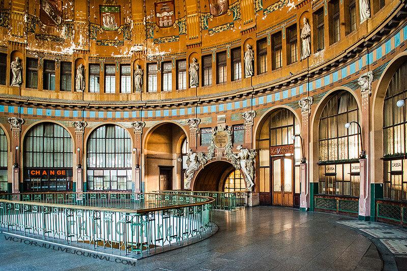Hlavní Nádraží, Прага