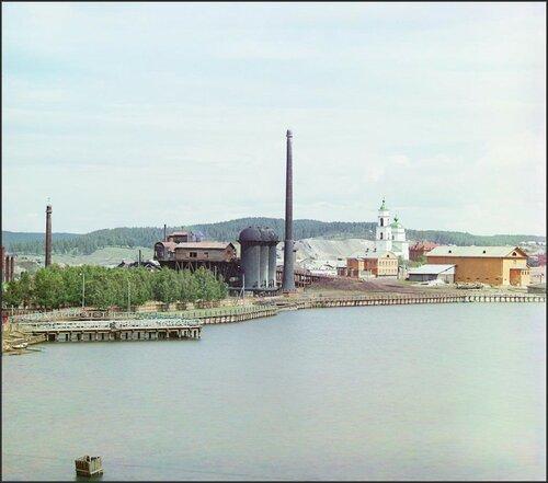 Саткинский чугунный завод