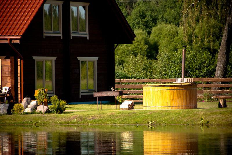 Озерный край. Усадьба сельского туризма