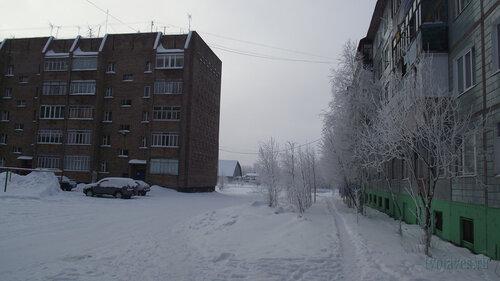 Фото города Инта №3506  Морозова 6 и 12 10.02.2013_12:06
