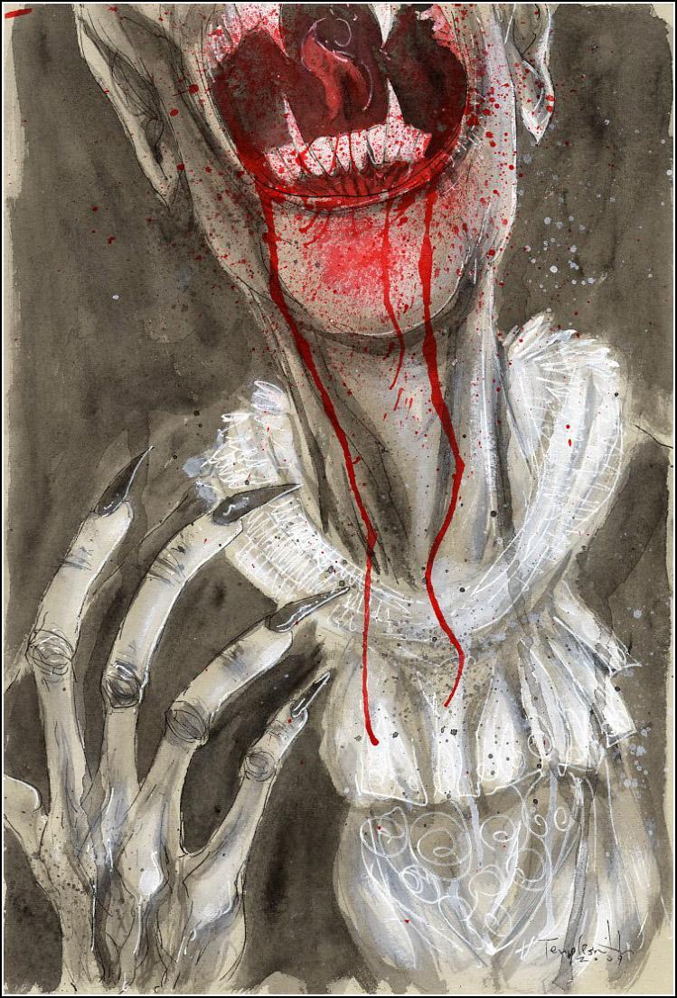 Ben Templesmith, Dracula