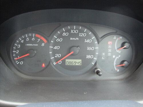 Honda Civic 2001 года выпуска