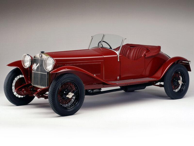 Alfa-Romeo-6C-1500-Super-Sport-1928 - 1929