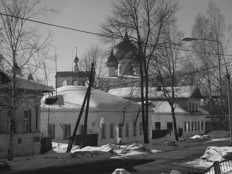 ярославская, углич