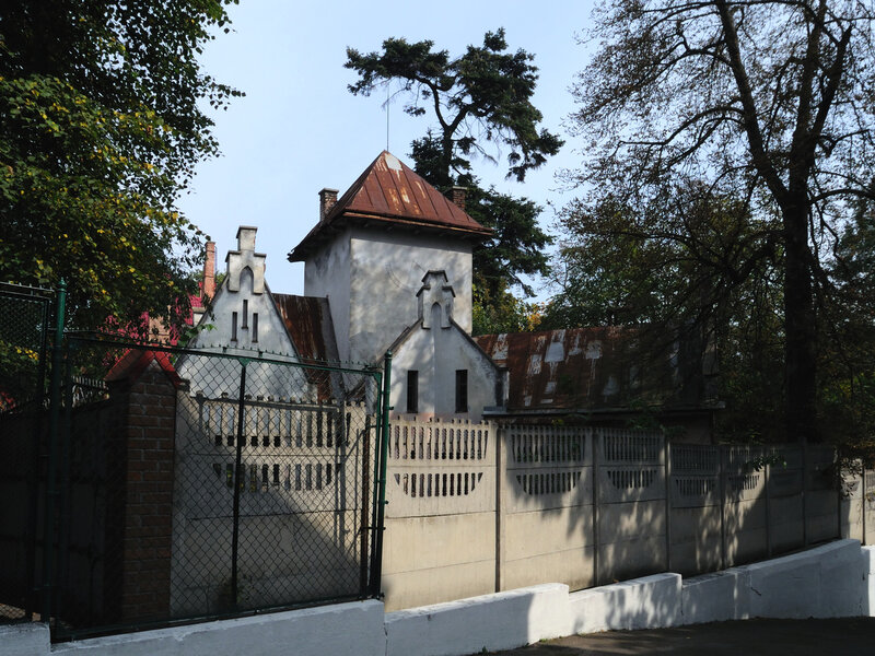 ул. Метрологическая, дом 14а