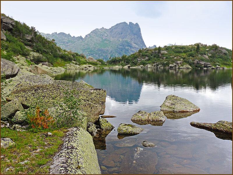 На озере Горных Духов