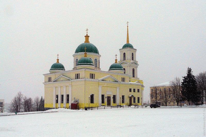 Покровский собор г. Бирюч