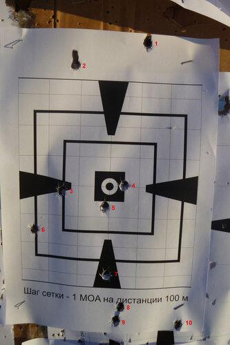 Картечь 8,5мм ВЕПРЬ-12 (мод.04)