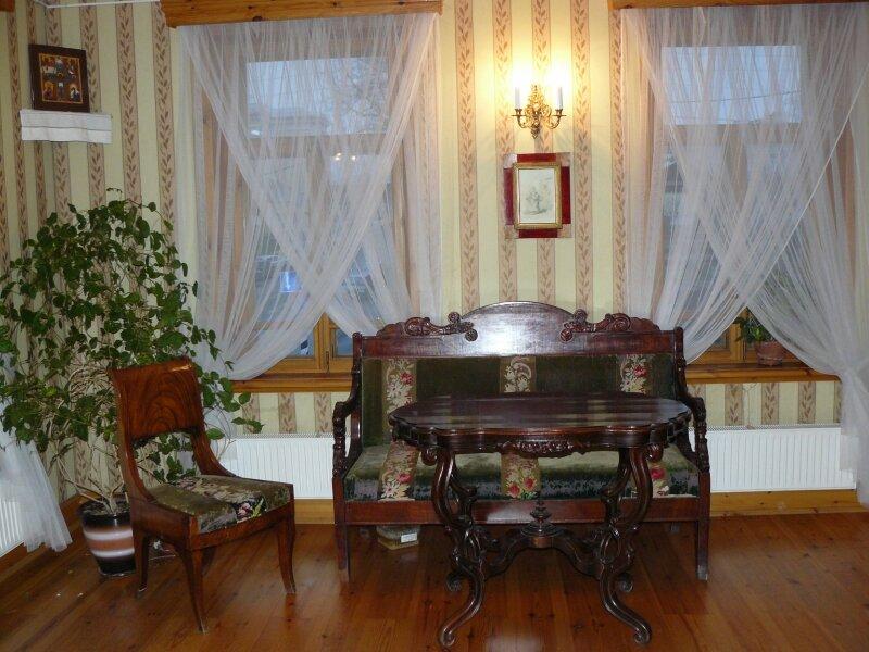 Дом Верещагиных