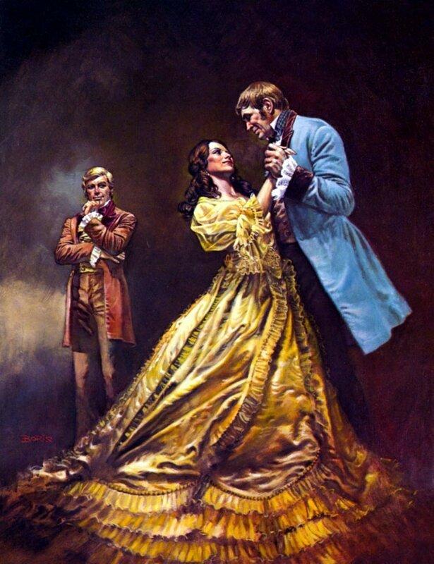 Борис Валенджо, живопись, картины