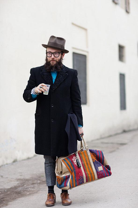 Флорентийский модник
