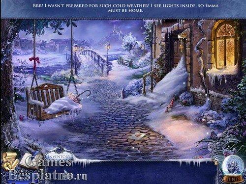 Secret Trails: Frozen Heart. Collector's Edition