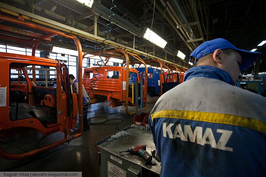 камаз-завод фото