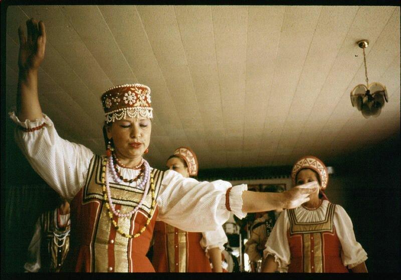 199. Русские песни на Русском чаепитии