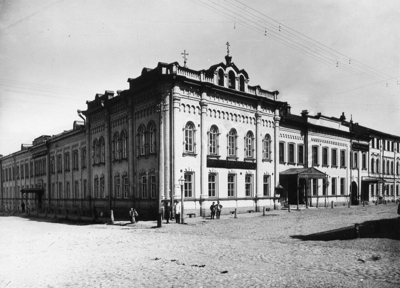 Родильный дом на ул. Варварской
