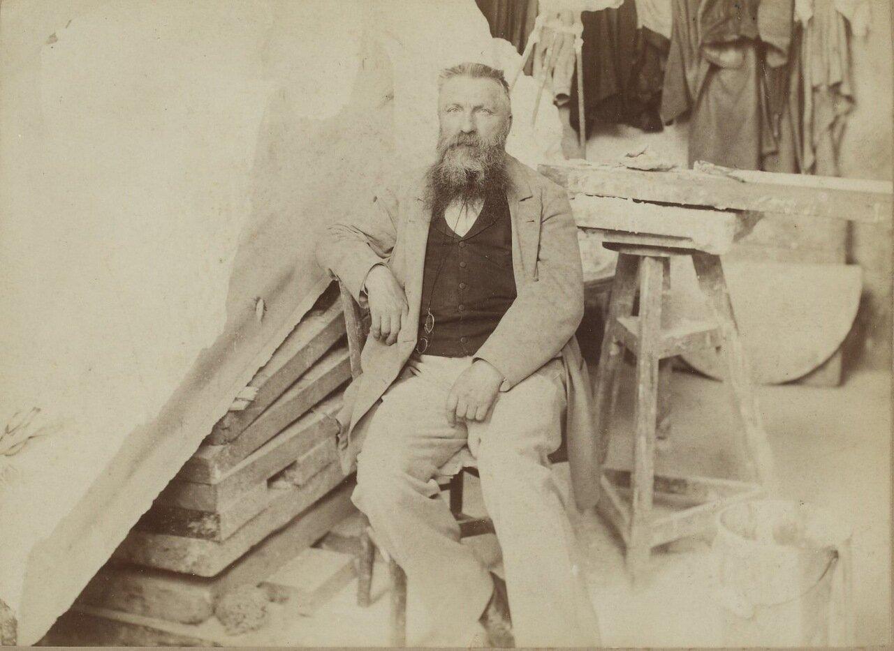 Огюст Роден (1840-1917)