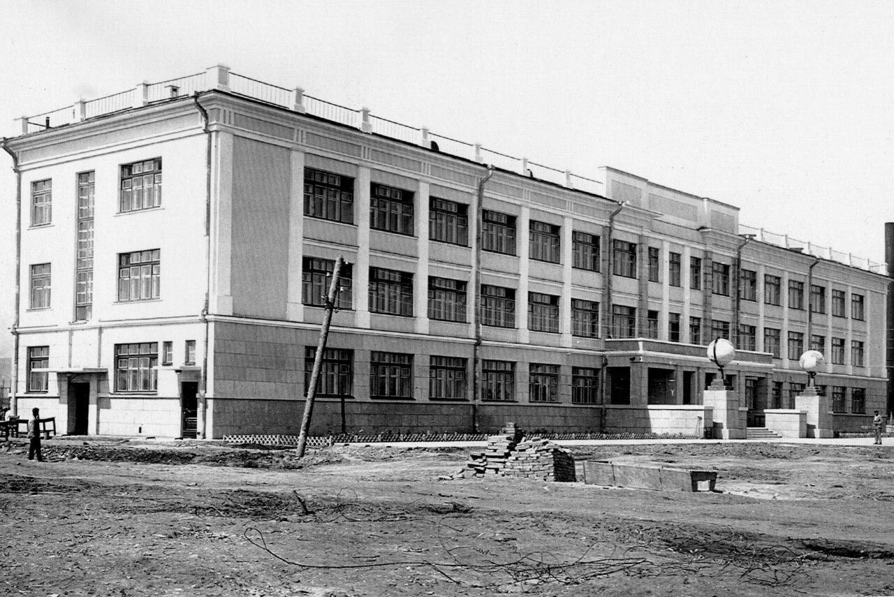Школа №17. 1936 год