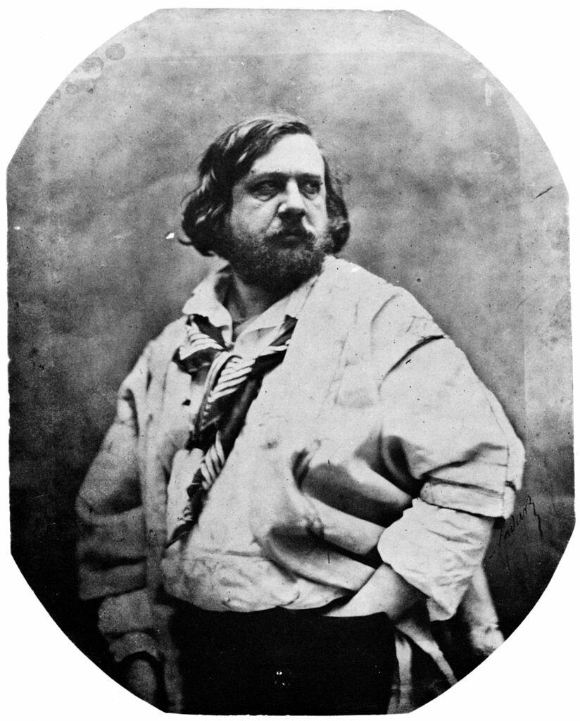 Теофиль Готье.1856 г.