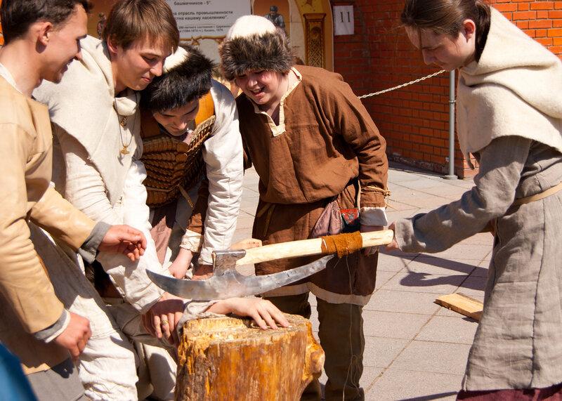 Фестивать исторической реконструкции